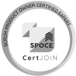 Scrum product owner certified expert